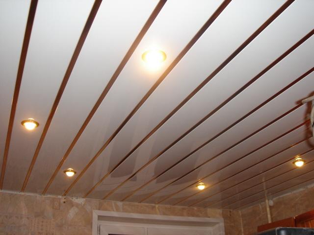 Rack ceiling