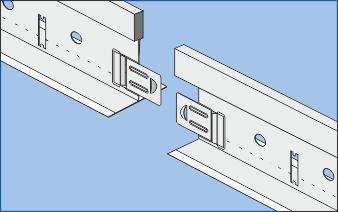 Монтаж подвесной системы, схема 3