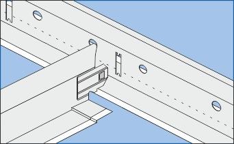 Монтаж подвесной системы, схема 4