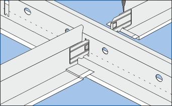 Монтаж подвесной системы, схема 5