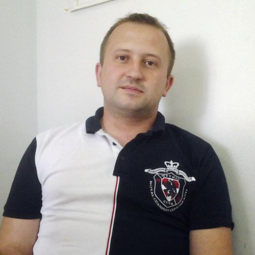 Tikhonov V. Alexander