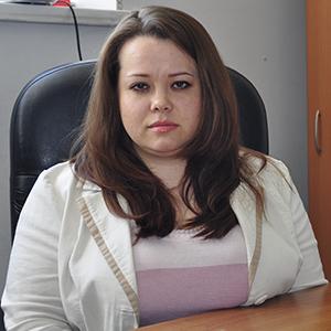 Крупина Анна Аркадьевна