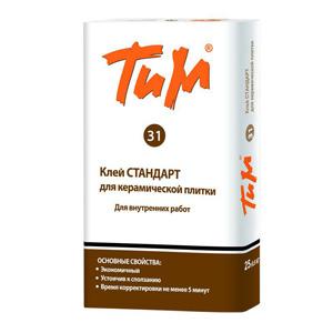 ТиМ № 31 для керамической плитки