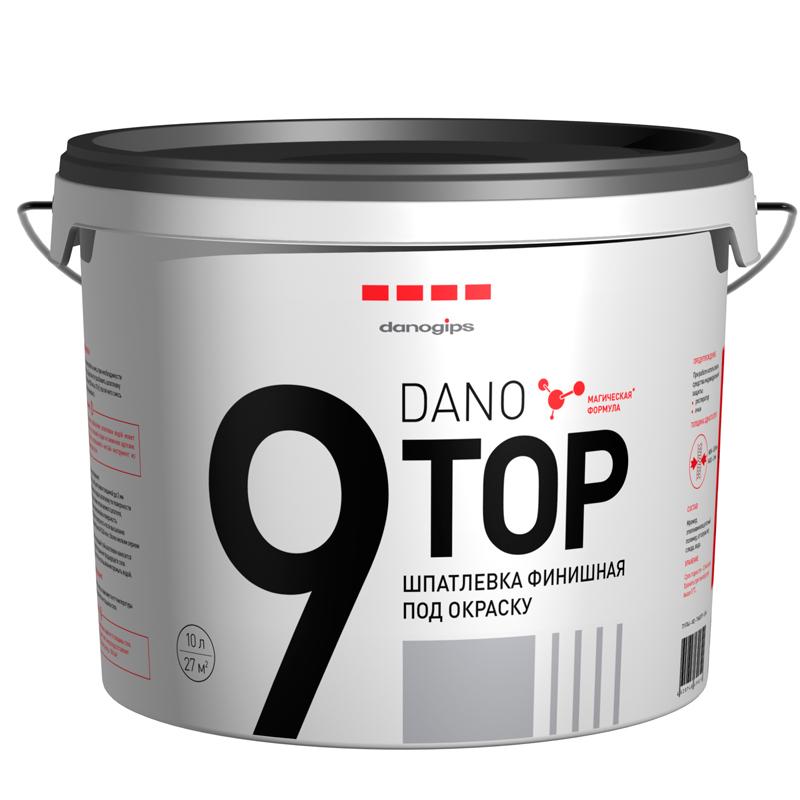 DANO TOP 9, 10 л