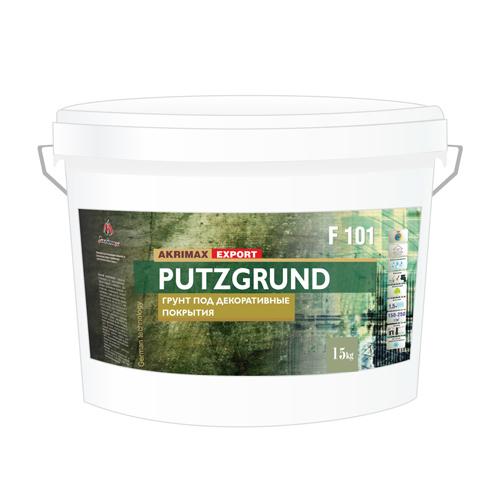 Грунт под декоративные покрытия PUTZGRUND