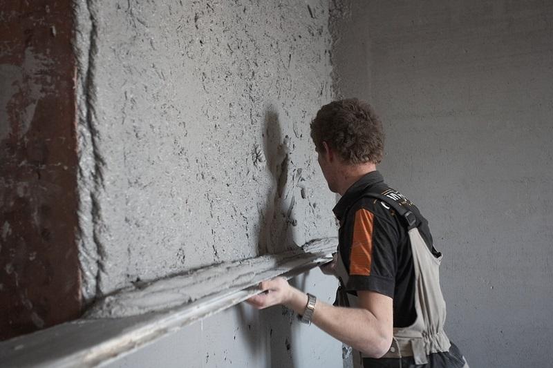 штукатурные смеси для стен