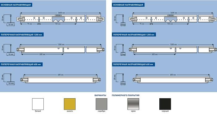 профили для подвесной системы армстронг