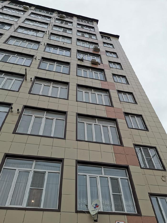 система навесной фасад
