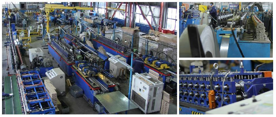 Производство навесных систем Primet